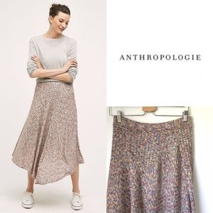 Anthropologie Vanessa  Virginia Parque Maxi Skirt